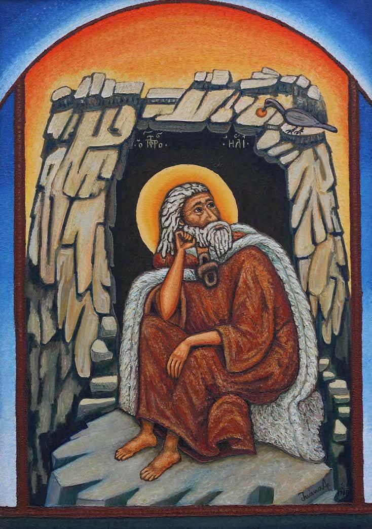 Elias, The Prophet